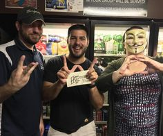 Congratulations to Team 'Three Wolf Moon' for winning 1st place  at Hoover's Tavern! . . #trivianight #triviawinners #TriviaRevolution #notyouraveragetrivia #revolutioniscoming #lettherevolutionbegin #jointherevolution #revolution #guyfawkes #craftbeer #craftbeerrevolution #craftbeernotcrap #craftbeerporn #craftbeernj #njcraftbeer #drinklocal #NJCB #NJCBmember #njbeer #njbrewery #MondayTrivia #TriviaMonday