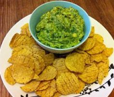 Recipe Thermie Green Avocado Dip by arwen.thermomix - Recipe of category Sauces, dips & spreads