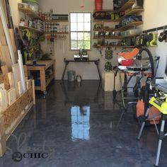 Essential wood shop tools via shanty2chic