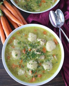 This Paleo Chicken and Dumplings Soup is easy to make and comforting to eat. Loaded with juicy chicken, fresh veggies, and tender dumplings. Gluten free, dairy free, and so satisfying. This soup is from a new Paleo cookbook that I have been loving called Paleo Soups and Stews. It's written by Simone of Zenbelly. I...Read More »