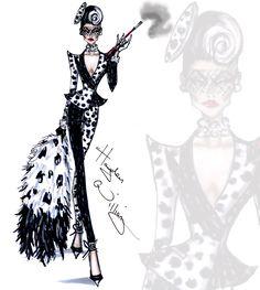 Regilla ⚜ Cruella de' Vil collection by Hayden Williams