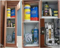 Tips for and OCD Organized KitchenBurlap and Denim
