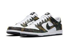 "http://SneakersCartel.com The Nike SB Low Pro Gets A ""Camo Green"" Colorway for Spring #sneakers #shoes #kicks #jordan #lebron #nba #nike #adidas #reebok #airjordan #sneakerhead #fashion #sneakerscartel"