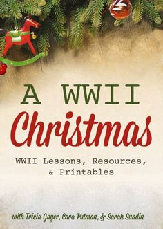 A WWII Christmas: A Lesson on Vmail (with Free Writing Prompts!) Part Three