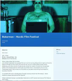 http://nordichouse.is/en/event/bakerman-nordic-film-festival/