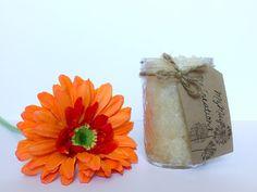 Vanilla Sugar Scrub Sugar Scrub All Natural by MzMayCreations