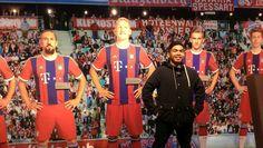 Cuman fans sama dia., Allianz Arena
