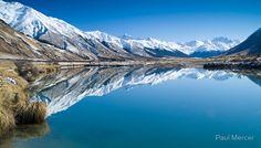 Ahuriri Valley, Mackenzie Basin, New Zealand | by Paul Mercer