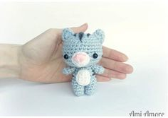 Evie The Kitten Amigurumi Pattern