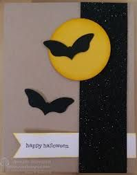 Image result for easy homemade halloween cards