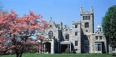 Lyndhurst is one of the finest Gothic Revival mansions in America.   Photo: Jim Frank