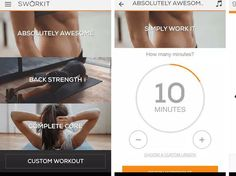 sworkit Coaching, Workout, Motivation, Fitbit, Strength, Excercise, Exercise, Shape, Training