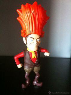 Figura Rumpelstiltskin - Shrek. Objeto promoción McDonalds. (Juguetes - Figuras de Goma y Pvc - Otras)