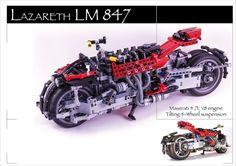 LEGO Ideas - Lazareth LM 847