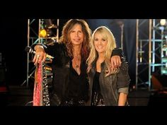 ▶ Steven Tyler & Carrie Underwood - Walk This Way - ACM Awards 2011 [HD] - YouTube