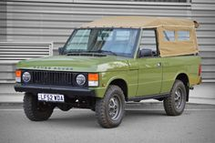 Bid for the chance to own a Custom 1995 Range Rover Conversion at auction with Bring a Trailer, the home of the best vintage and classic cars online. Range Rover Classic, Landrover Range Rover, Garage Workshop Plans, Toyota Lc, Volkswagen, Jimny Suzuki, Range Rover Supercharged, Expedition Vehicle, Jeep Cars