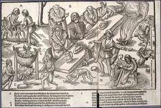 Print 3 - Derricke's The Image of Irelande (1581)