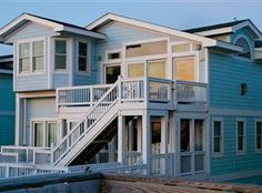 Outer Banks beach house. I would love to go back to OBX...