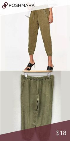 f596fb65 21 Best Green joggers images   Man style, Men's clothing, Casual outfits