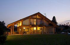 Casa clima a: Gattico (NO) Famiglia Salini - Haus Idea