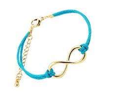 Fashion Infinite Symbols Bracelet - Simple Infinity Bracelet For Women