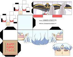 PaperCrafts & Origami: InuYasha