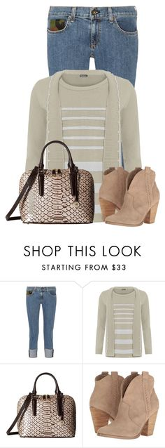 """Untitled #21420"" by nanette-253 ❤ liked on Polyvore featuring rag & bone, WearAll, Brahmin, Report and plus size clothing"