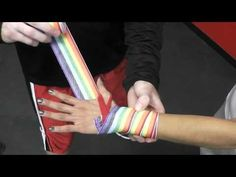 How To Properly Wrap Your Hands - via Title Boxing Club Naperville