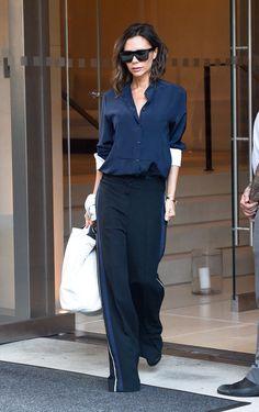 Victoria Beckham en Victoria Beckham                                                                                                                                                     Plus