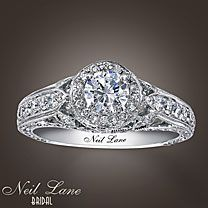Neil Lane Bridal® 14K Gold 1 1/2 Carat t.w. Diamond Ring <3 Obsessed