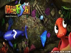 Wow Fish  Android Game - playslack.com , Wow Fish - the most pretty fishing!The game impresses with its pretty graphics and thought-over control system. In the game you will meet an enormous impressive amount of fishes and sea beasts. We will capture fish of diverse magnitudes in fishing nets, which are let out from a unique weapon and which magnitude can be commanded  to capture. You are waited for by a set of bonuses and transformations. The game tightens from the first minutes.invalid