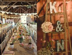 Meet to the unimagined idea of decoration for perfect vintage wedding. Vintage style wedding can be possible using library books, crates and many other traditional things.