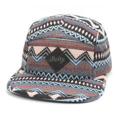PURPLE  Hot Sale Geometric 5 Panel Snapback Hats Leather Label Baseball Gorras Hats Sports Hip Hop Headwear for Men and Women