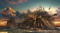 """2016年8月21日、サイゲームスが新作発表会""""Cygames NEXT 2016""""を開催。その中で、完全新作『ロストオーダー』を発表した。"""