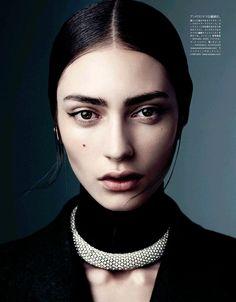 { Vogue Nippon, ph. by Steven Pan) }