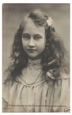 marie-adelheid by Mrs. Kerouac, via Flickr