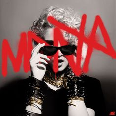 Madonna - MDNA. Check it out more covers on my flickr.