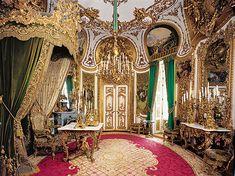 Linderhof Palace - Audience Room