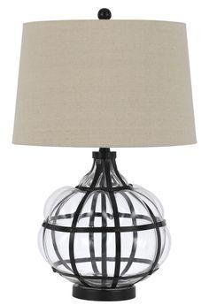 "Blob 26"" Table Lamp"