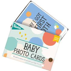 baby milestone cards - Google Search