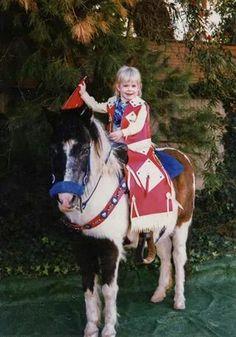 Lindsey Stirling pequeña