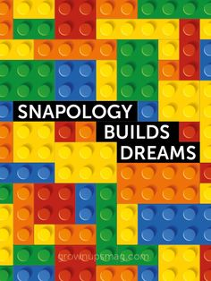 Snapology Builds Dreams | Grown Ups Magazine - Two enterprising sisters convert their love of family, learning, and Legos into a nationwide operation.