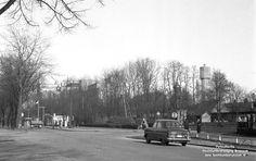 Huidige kruising Prins Hendriklaan - Rumpenerstraat, tankstation ligt er nog steeds verder is er veel veranderd