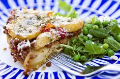 Whatever the mood, make merry the food. Lasagna, Sandwiches, Pie, Cooking, Ethnic Recipes, Food, Lasagne, Pinkie Pie, Cucina