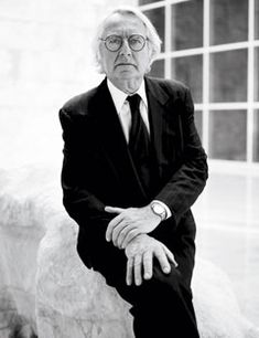 RICHARD MEIER — Architect, The Getty