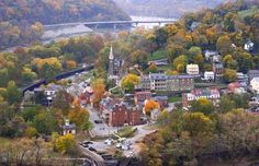 Harper's Ferry, WV. This one should be easy... we're only a few hours away!