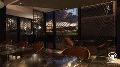 Peperoncino Italian Restaurant  Design By Erden Ekin Design