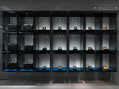 Dior Homme Taipei 101 flagship store by Pure Creative, Taipei store design