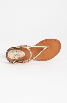 COACH 'Coco' Sandal | Nordstrom
