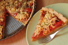 BaBy w kuchni: Pizza na kruchym spodzie *** Pizza tart